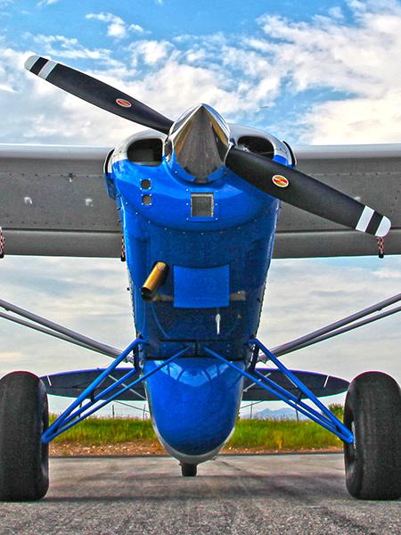 HUSKY A-1C AIRCRAFT – Aircraft Manufacturers | Pitts, Husky, Eagle