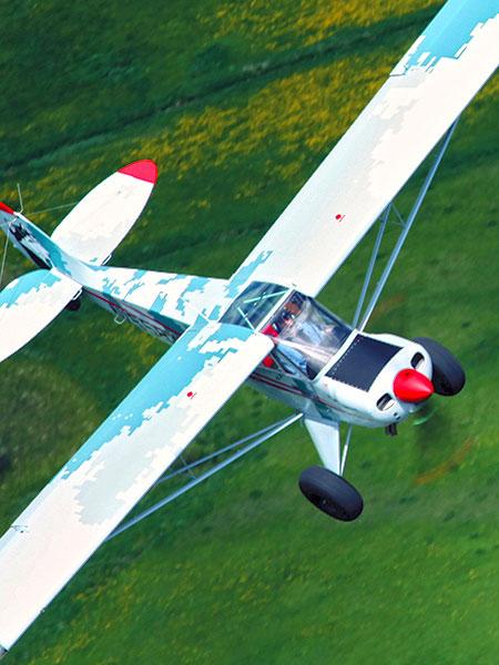 HUSKY A-1C AIRCRAFT – Aircraft Manufacturers | Pitts, Husky