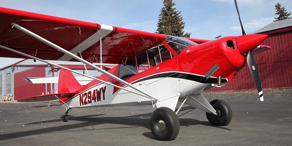 Husky Aircraft Used Inventory – Aircraft Manufacturers