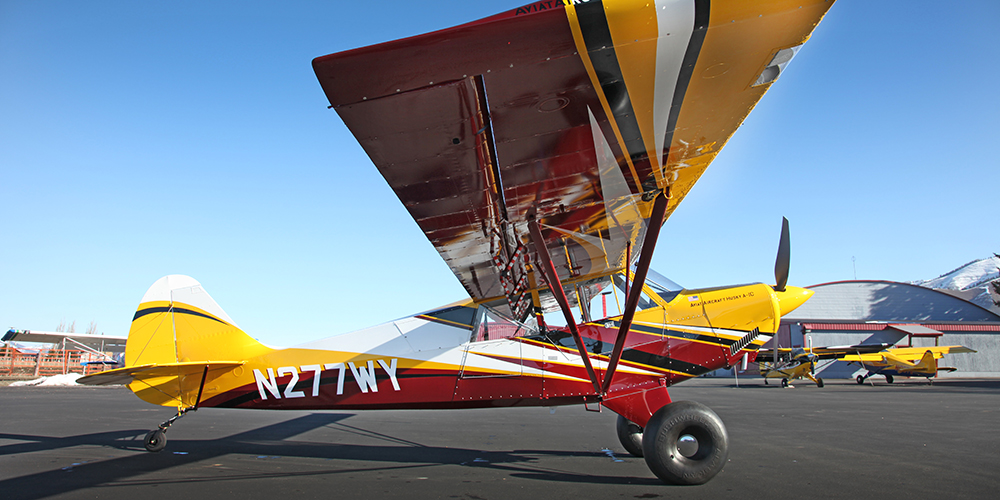 N Wy Bush Plane For Sale on 06 Tundra Oil Filter Location