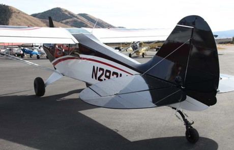 Husky 180 HP Backcountry Airplane