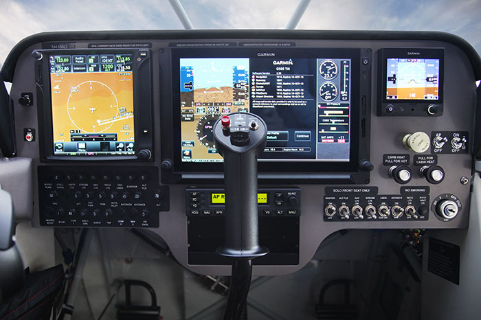 Husky Aircraft Aspen IFR Radio Package