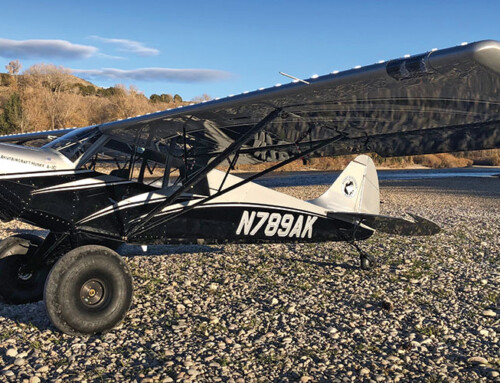 Lonestar STOL Competition